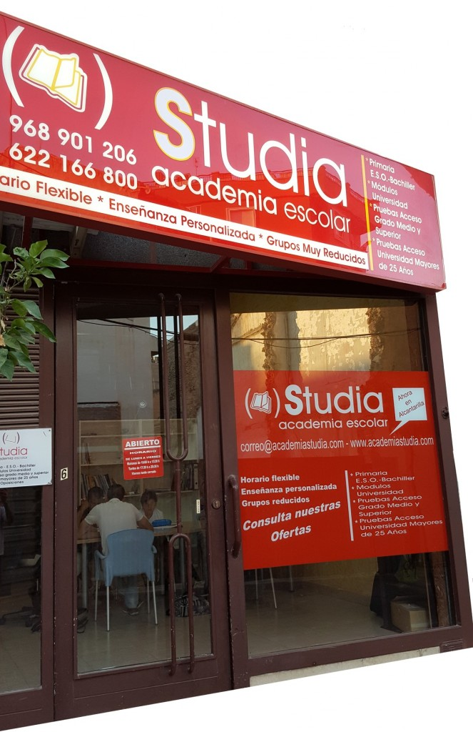 Academia Studia ´- Alcantarilla (MU)
